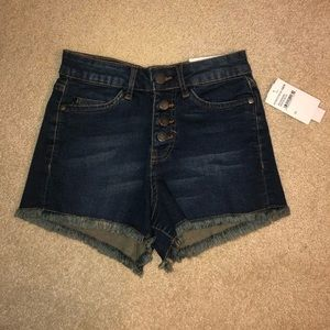 NWT Abound Denim Shorts